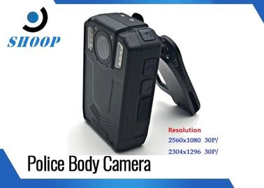 140 Degree Security Guard Wearable Video Camera Police 3500mAh 1296P