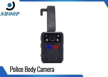 IR Night Vision Police Body Cameras 11 Hours Battery Life With 140 Degrees