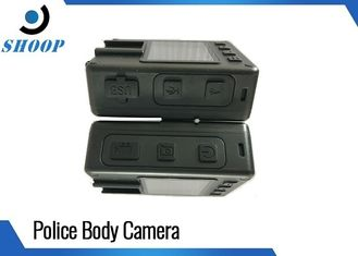 Long Recording Police Body Worn Camera 2 Inch LCD Screen With Big Capacity Battery