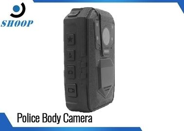 Wifi Police Body Camera 2.0 Inch Screen 3G 4G GPS Optional With Face Recognition