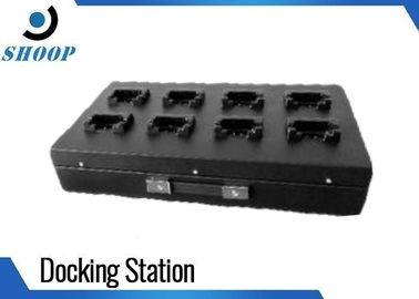 8 Ports Portable Docking Station With Data Uploading Universal Management