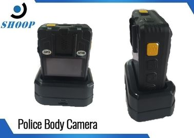Live Streaming HD 1296P Ambarella H22 Police Wearable Camera