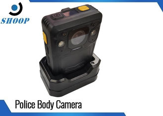 H.265 IP67 GPS Wireless Body Camera With PTT Intercom