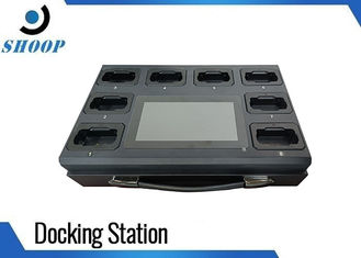 60W Camera Docking Station 2.42GHz HDD Touch Screen